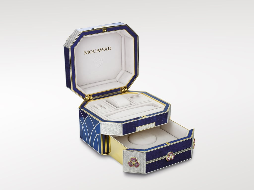 Mouawad $3.5m Jewelry Box is the Most Valuable in the World