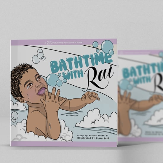 Marcus Smith II Children's Book Details | Bath Time With Rai
