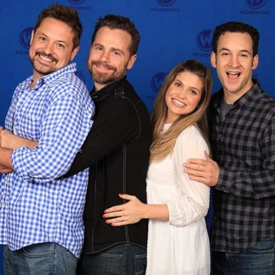 Boy Meets World Reunion Photo 2018