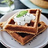 Vegetarian: Chickpea Waffles