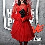 Dua Lipa as Lydia Deetz From Beetlejuice