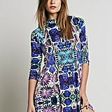 Free People Women's FP New Romantics Fiesta Floral Dress ($168)