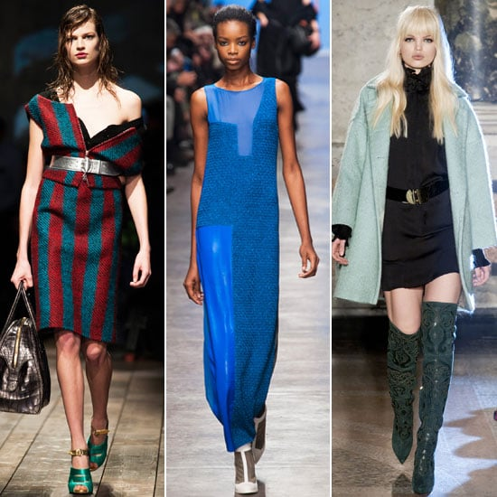 Fall 2013 Trends at Milan Fashion Week