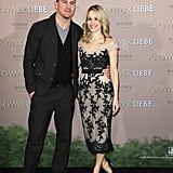 Rachel McAdams and Channing Tatum were together in Munich for the premiere of The Vow.