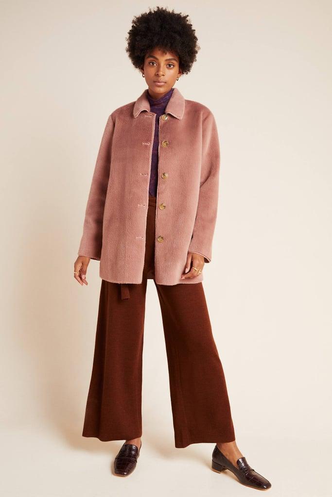 Skyler Faux Fur Coat