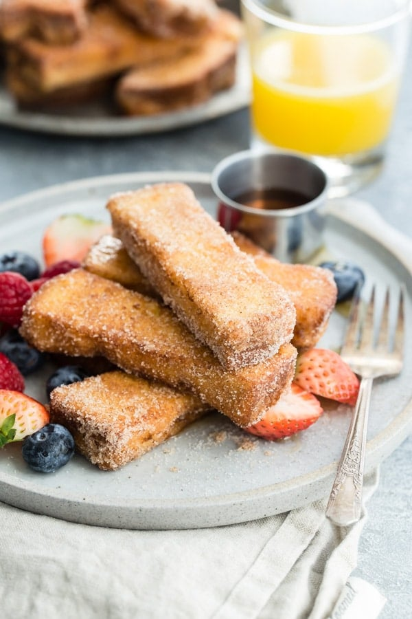 Puffed French Toast