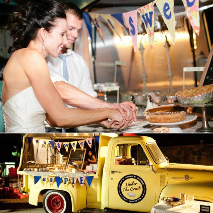 Food Truck Wedding Ideas