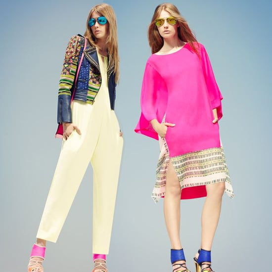 BCBG Max Azria Resort 2013