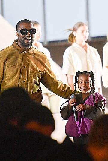 Yeezy Paris Fashion Show 2020