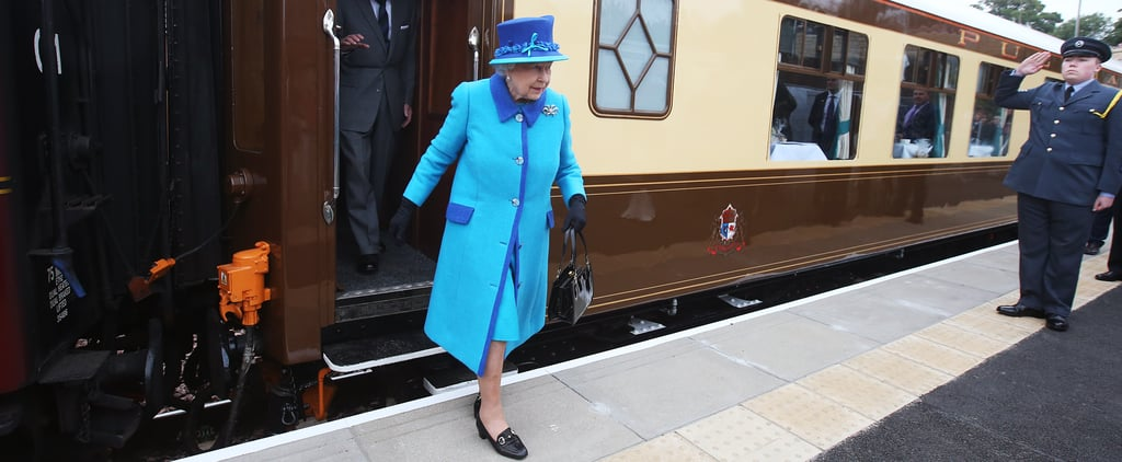 What Does the Queen Bring When She Travels?