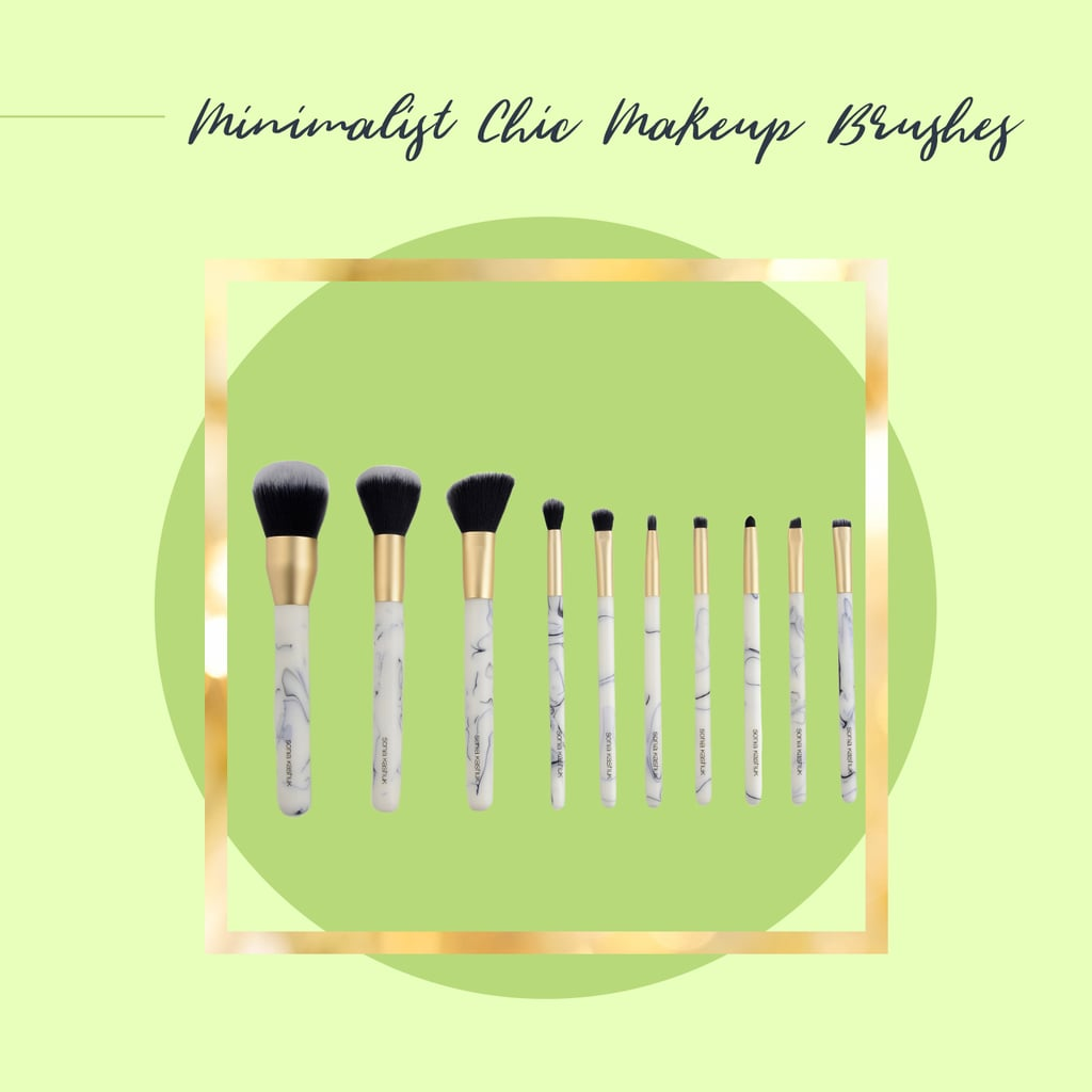 This collection of nine marble-and-gold brushes from Sonia Kashuk are any minimalist's dream come true. Not only will the soft, duo-fiber bristles feel like a treat for your face and apply your makeup flawlessly, but they'll look incredibly chic on a vanity, too. Trust us when we say you'll want to snag this exclusive set for your beauty-obsessed friend . . . and yourself.