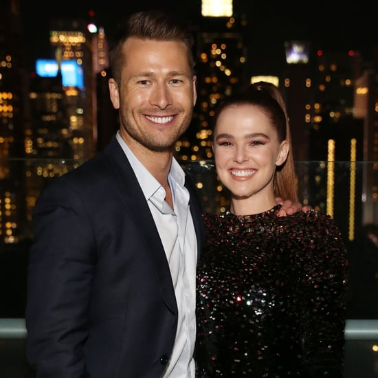 Glen Powell and Zoey Deutch Pictures