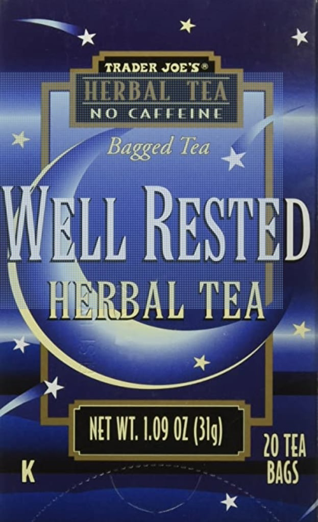 Trader Joe's Well Rested Herbal Tea