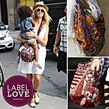Check out the bohemian bag label these celebs are loving.