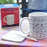 Penmanship Coffee Mug