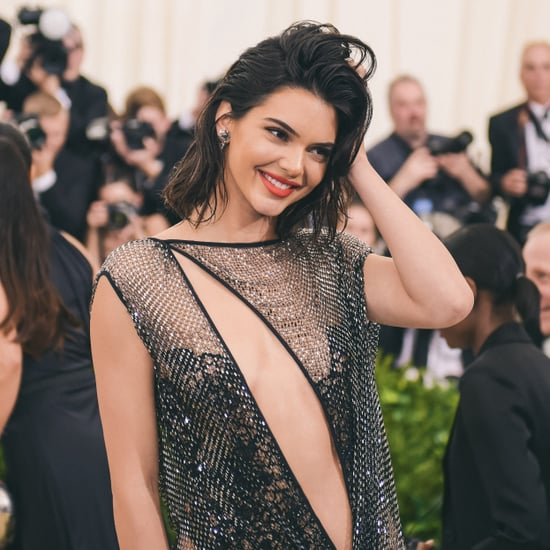 Kendall Jenner Plunging Neckline Outfits