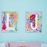 Canvas Letter Art