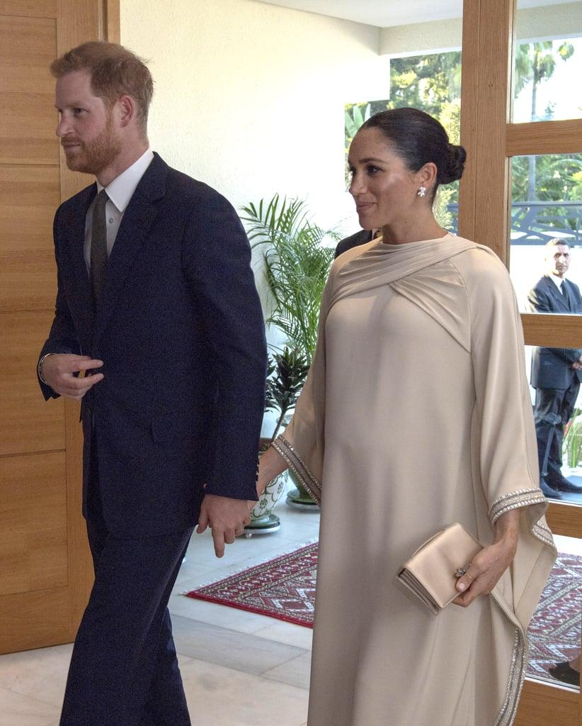 Prince Harry And Meghan Markle Morocco Ambassador's