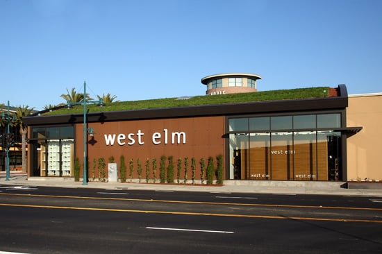 Nice and New: west elm's Eco Storefront