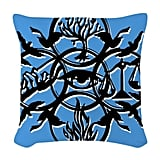Faction Art Pillow ($25)