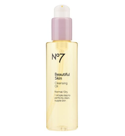 Boots No7 Cleansing Oil