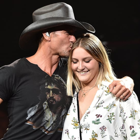 Video of Tim McGraw's Duet With Daughter Gracie