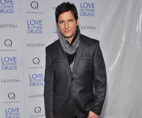 Slide Picture of Peter Facinelli at Love and Other Drugs Premiere in NYC