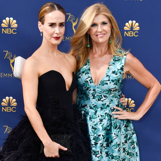 American Horror Story Cast at the Emmy Awards 2018