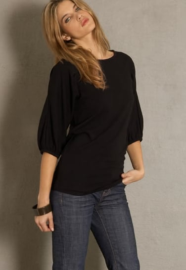 Pleat Front Pop-Over $49.50, Martin + Osa