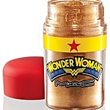 MAC Cosmetics x Wonder Woman Reflects Glitter in Bronze