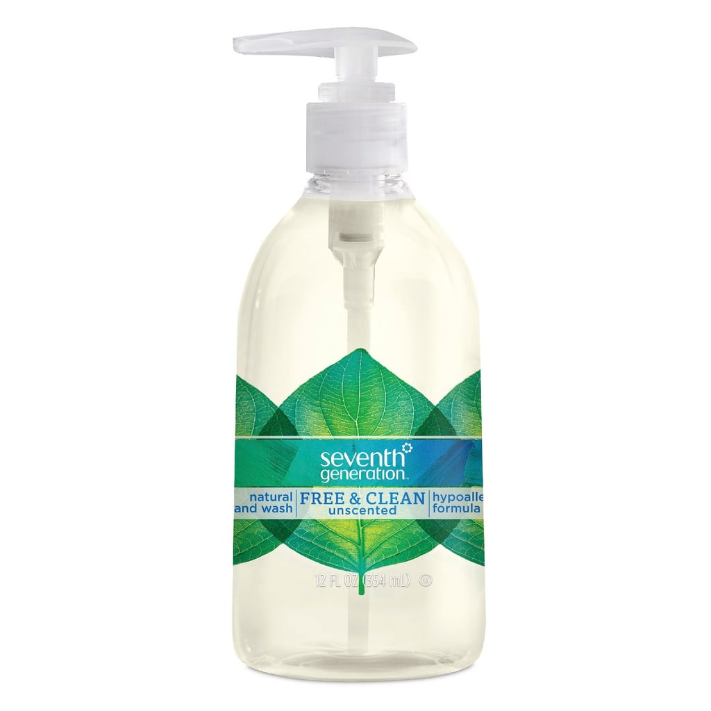 Seventh Generation Free & Clean Unscented Liquid Hand Soap