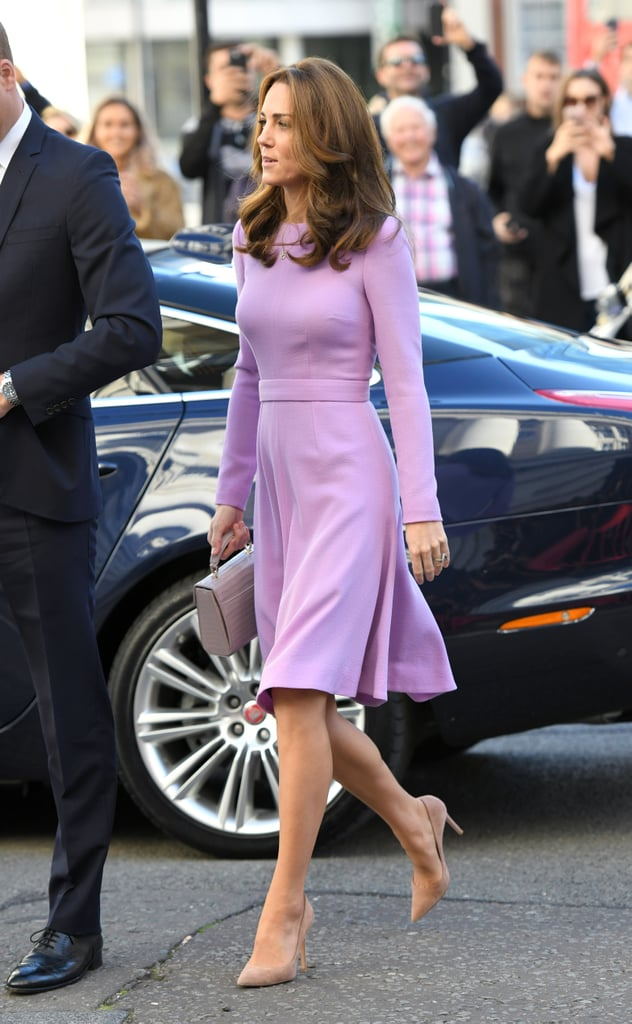 7888ed798f7 Kate Middleton Purple Bag From Aspinal of London 2018