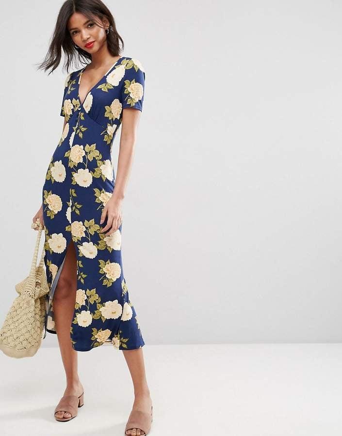 5250bbf11d7 Asos City Maxi Tea Dress