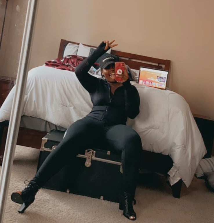 Daria Yazmiene - Heel's Workout
