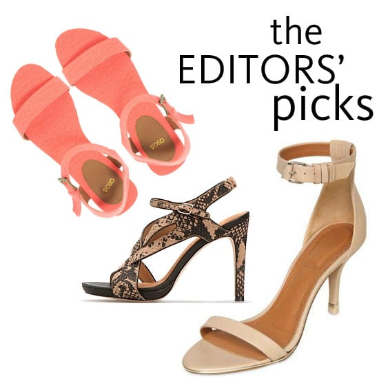 Shop the Editor's Top New Season Shoe Picks: Givenchy Stilettos, Coloured Converse, Cap-Toed Flats & More