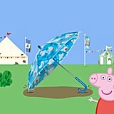 Hunter x Peppa Pig Umbrella — Blue