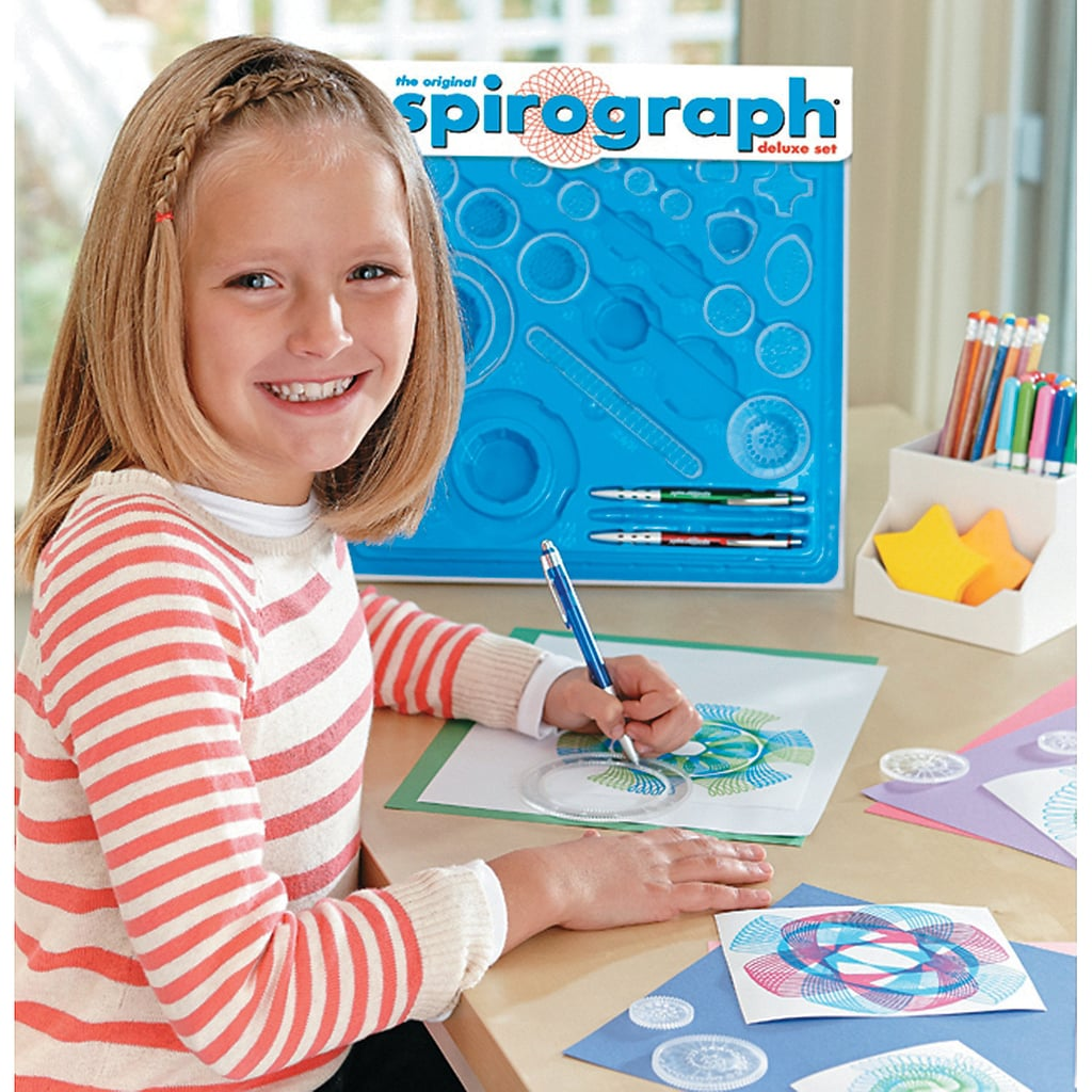 For 6-Year-Olds: Spirograph Deluxe Kit