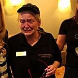 When a Cafeteria Worker Got Her Dream Trip to Disney World
