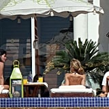 Photos of Jennifer Aniston and Co in Cabo