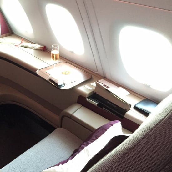 How to Save on a First-Class Ticket