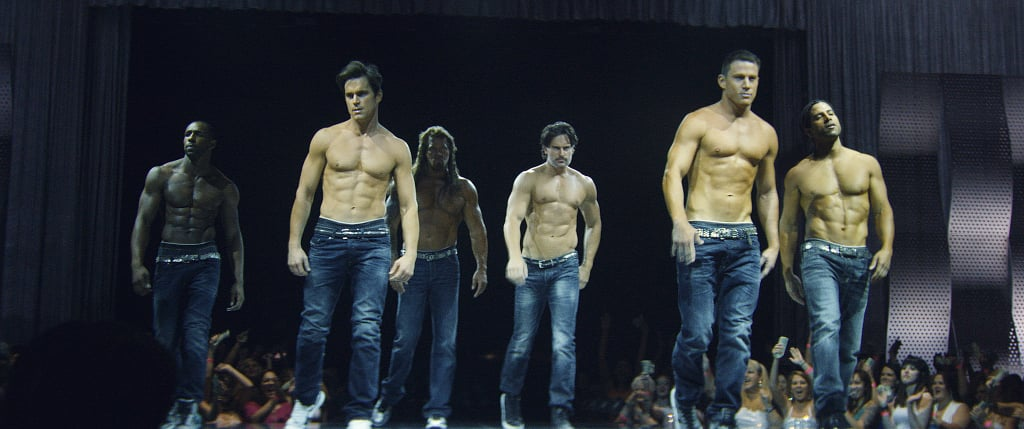 Channing Tatum and co., Magic Mike XXL