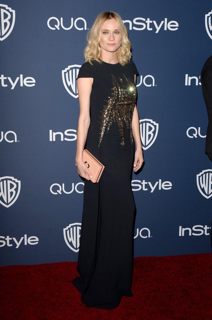 Diane Kruger at the Golden Globes After-Party in 2014
