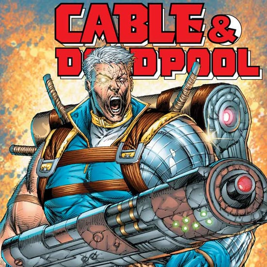 Who Is Cable From Deadpool?