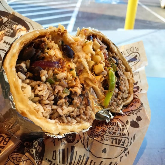 What Is a Quesarito at Chipotle?