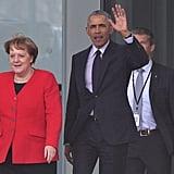 April: Germany