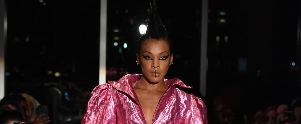Vagina Wigs Just Walked the Runway at New York Fashion Week, and Uh, WTF?