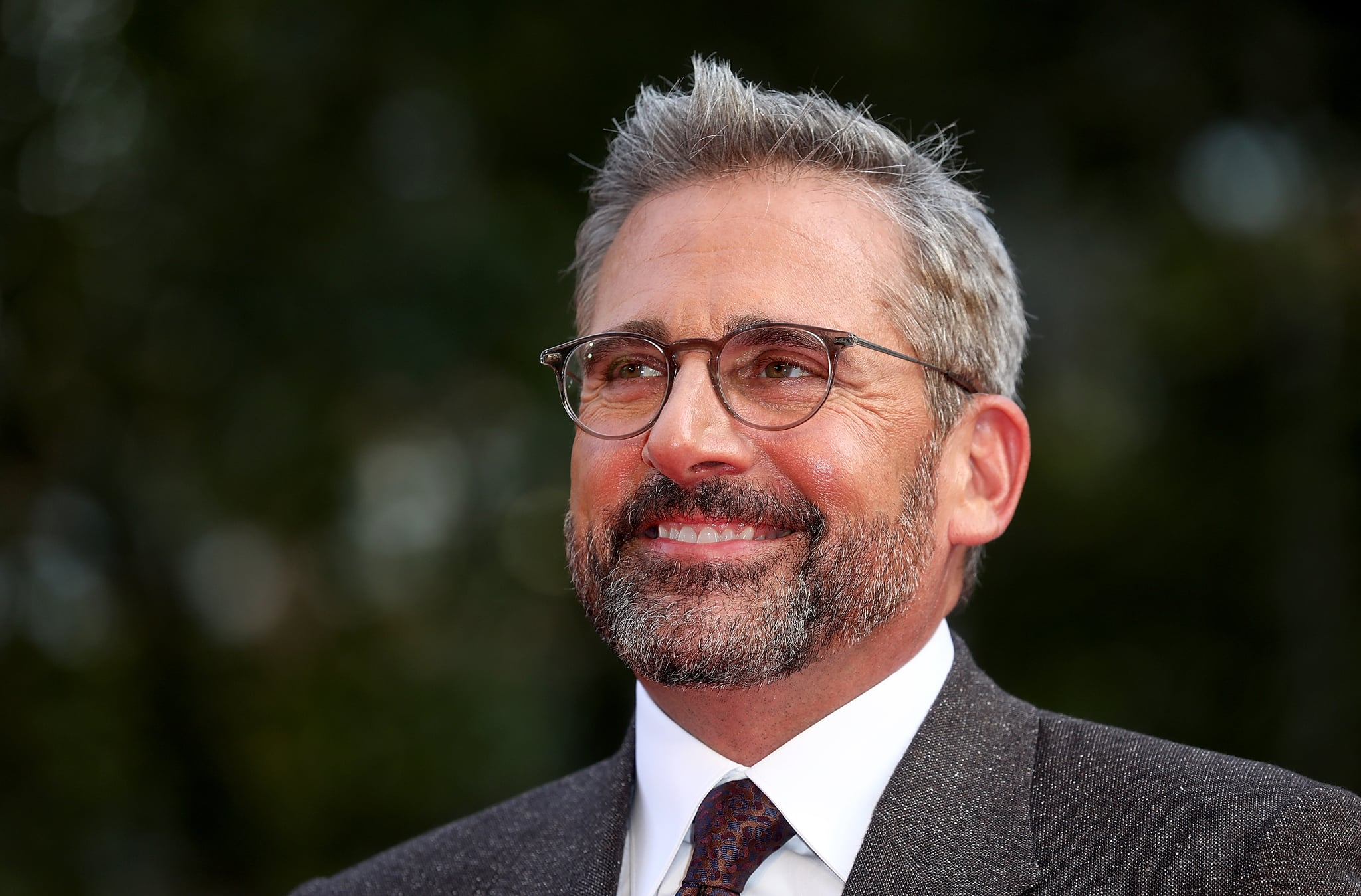 LONDON, ENGLAND - OCTOBER 13:  Steve Carell attends the UK Premiere of