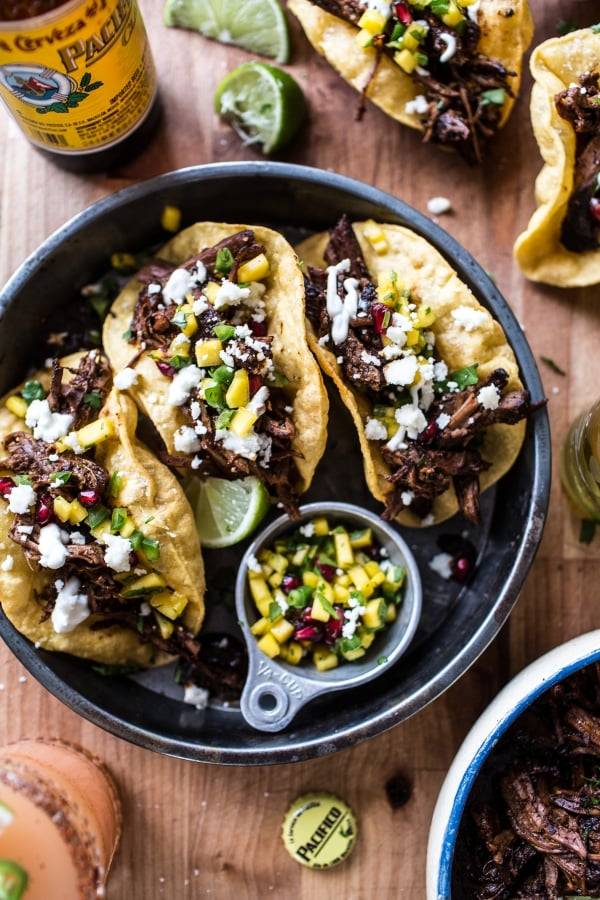 Birria Puffy Tacos