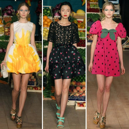 Buy Cheap moschino and chic spring runway review pictures trends