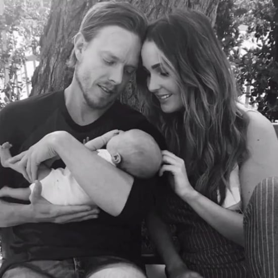 Camilla Luddington Gives Birth to First Child